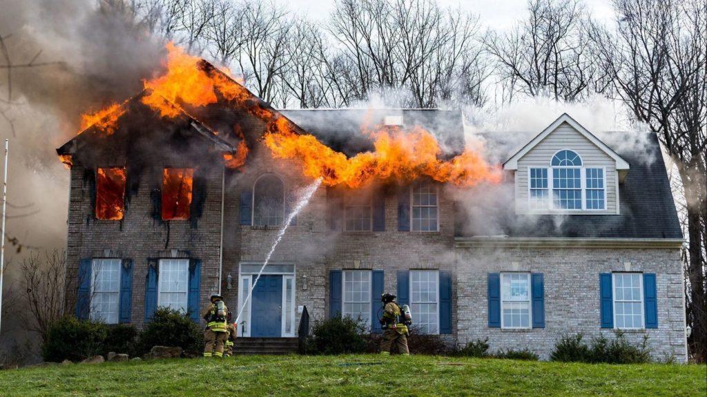 Ducere Construction Service provides home fire restoration services