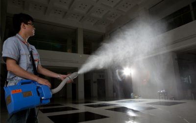 Precautionary Fog Cleaning Can Help Protect Your Home or Business from Virus, Bacteria, Mold, Fungus and Bad Odors.
